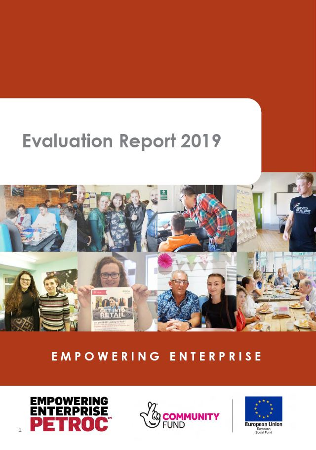 Evaluation 2019 Cover